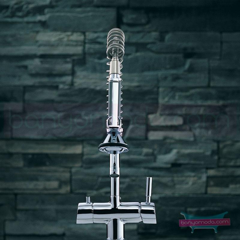 Artema Ilia Watertower Eviye Bataryası A40383 Endüstriyel Eviye Bataryası