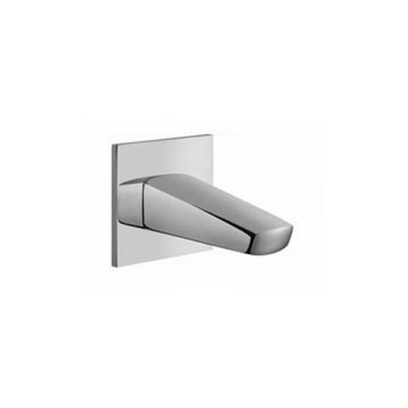 Artema Q-Line Çıkış Ucu - A40540 köşeli hatlarıyla farklılaşan armatür birçok lavabo ile uyum sağlıyor