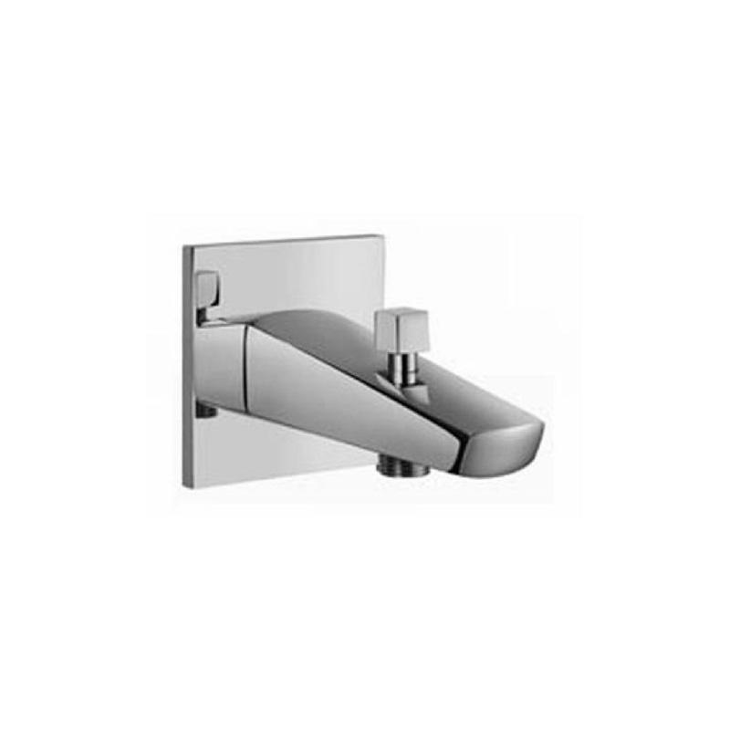 Artema Q-Line Çıkış Ucu (El Duşu Çıkışlı) - A40541 köşeli hatlarıyla farklılaşan armatür birçok lavabo ile uyum sağlıyor