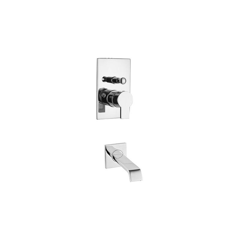 Artema Diagon Ankastre Banyo Bataryası (Sıva Üstü Grubu) A40589 Ankastre Banyo Bataryası
