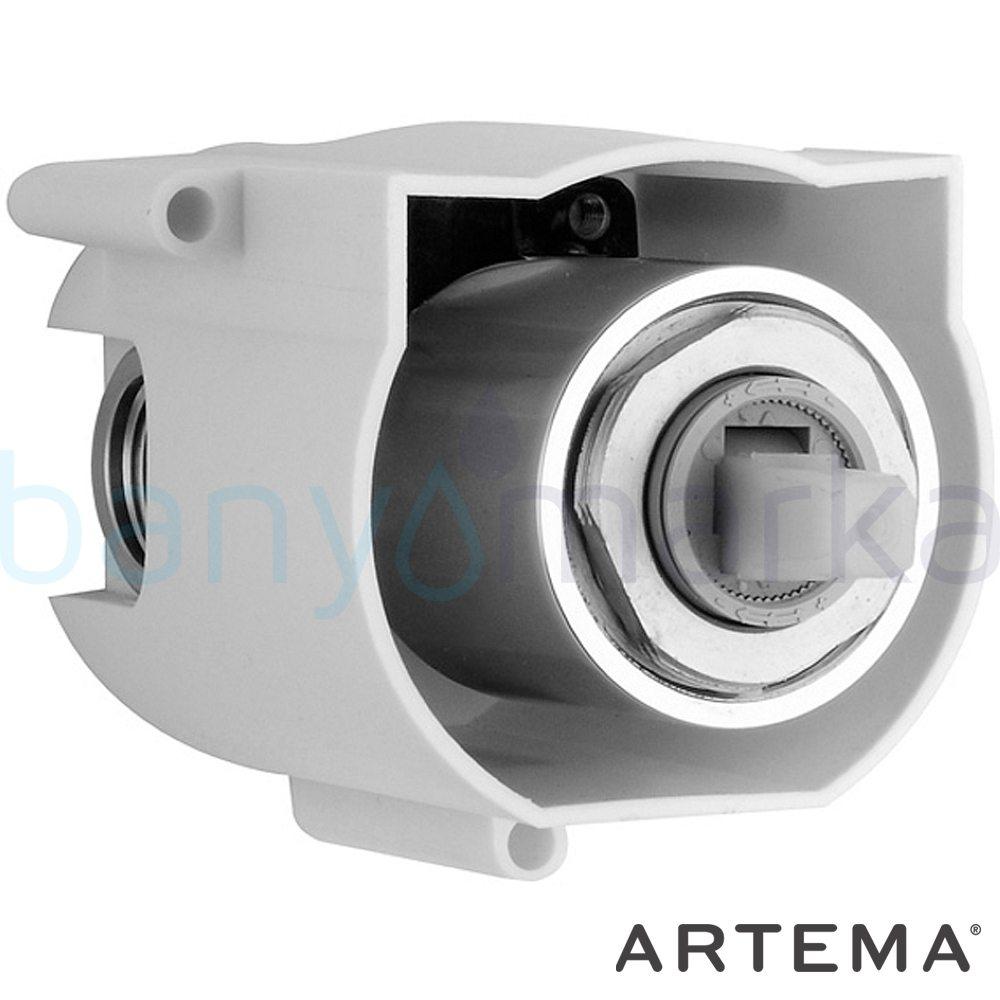 Artema Ankastre Duş Bataryası (Sıva Altı Grubu) A40591 Ankastre Duş Bataryası