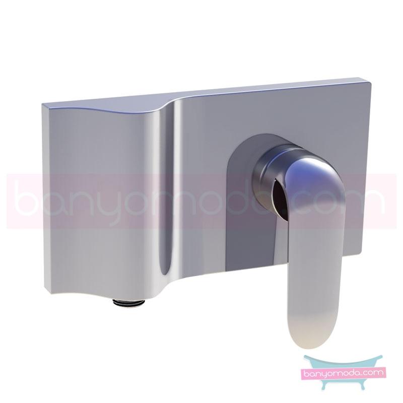 Artema Style X Ankastre Duş Bataryası (Sıva Üstü Grubu) A40676 Ankastre Duş Bataryası