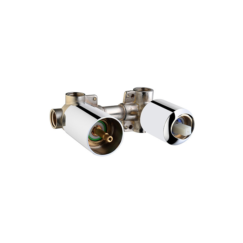 Artema Pure Ankastre Banyo Bataryası-3 Yollu (Sıva Altı Grubu) A40685 Ankastre Banyo Bataryası