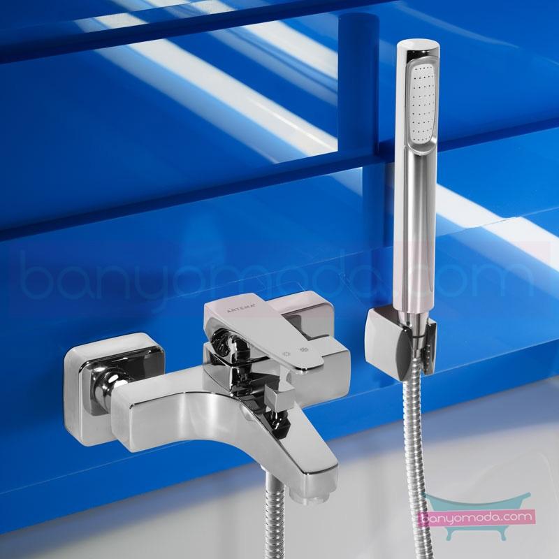 Artema Q-Line Banyo Bataryası A40778 Standart Banyo Bataryası