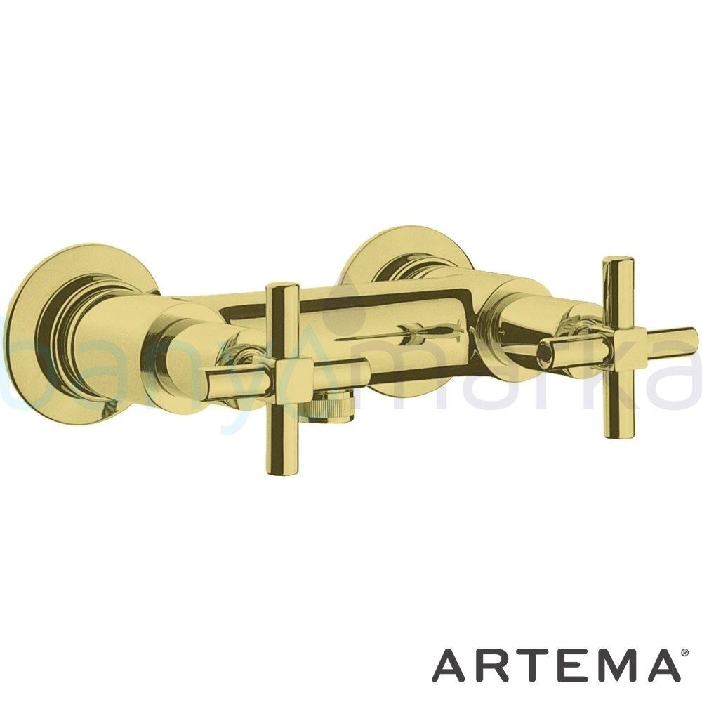 Artema Juno Duş Bataryası, Altın A4086723 Standart Duş Bataryası