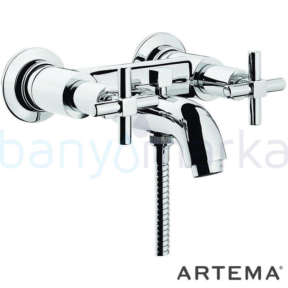 Artema Juno Banyo Bataryası A40868 Standart Banyo Bataryası