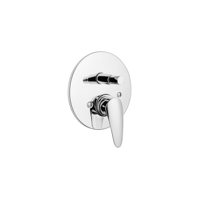 Artema Dynamic S Ankastre Banyo Bataryası (Sıva Üstü Grubu) A40958 Ankastre Banyo Bataryası