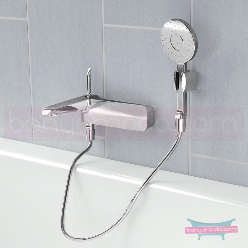 Artema T4 Banyo Bataryası A41245 Standart Banyo Bataryası