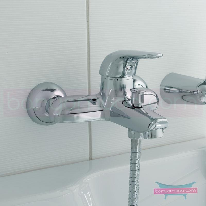 Artema Ares Banyo Bataryası A41617 Standart Banyo Bataryası