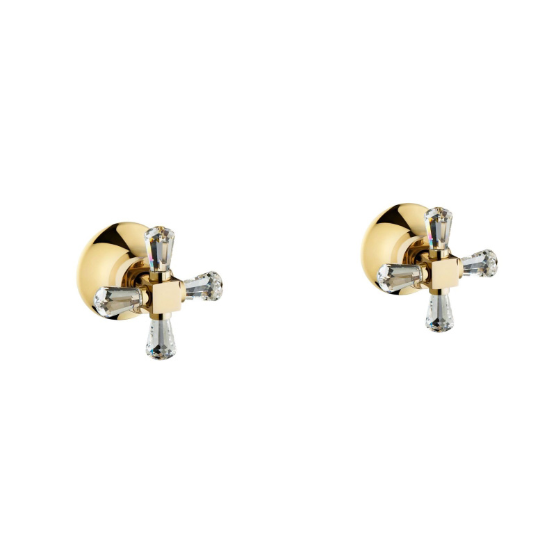Artema Juno Swarovski Ankastre Duş Bataryası A41670 Ankastre Duş Bataryası