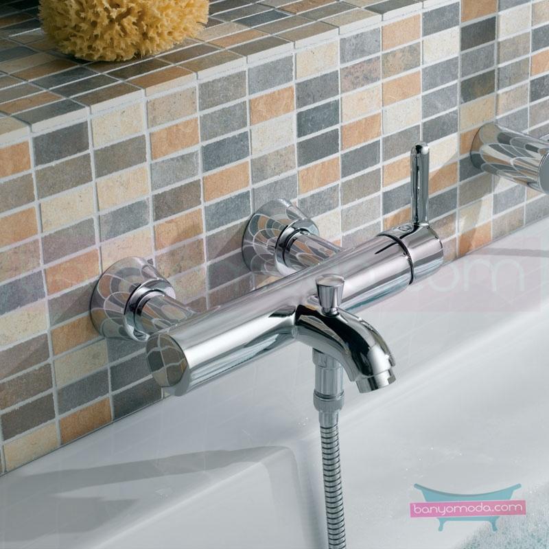 Artema Matrix Banyo Bataryası A41762 Standart Banyo Bataryası
