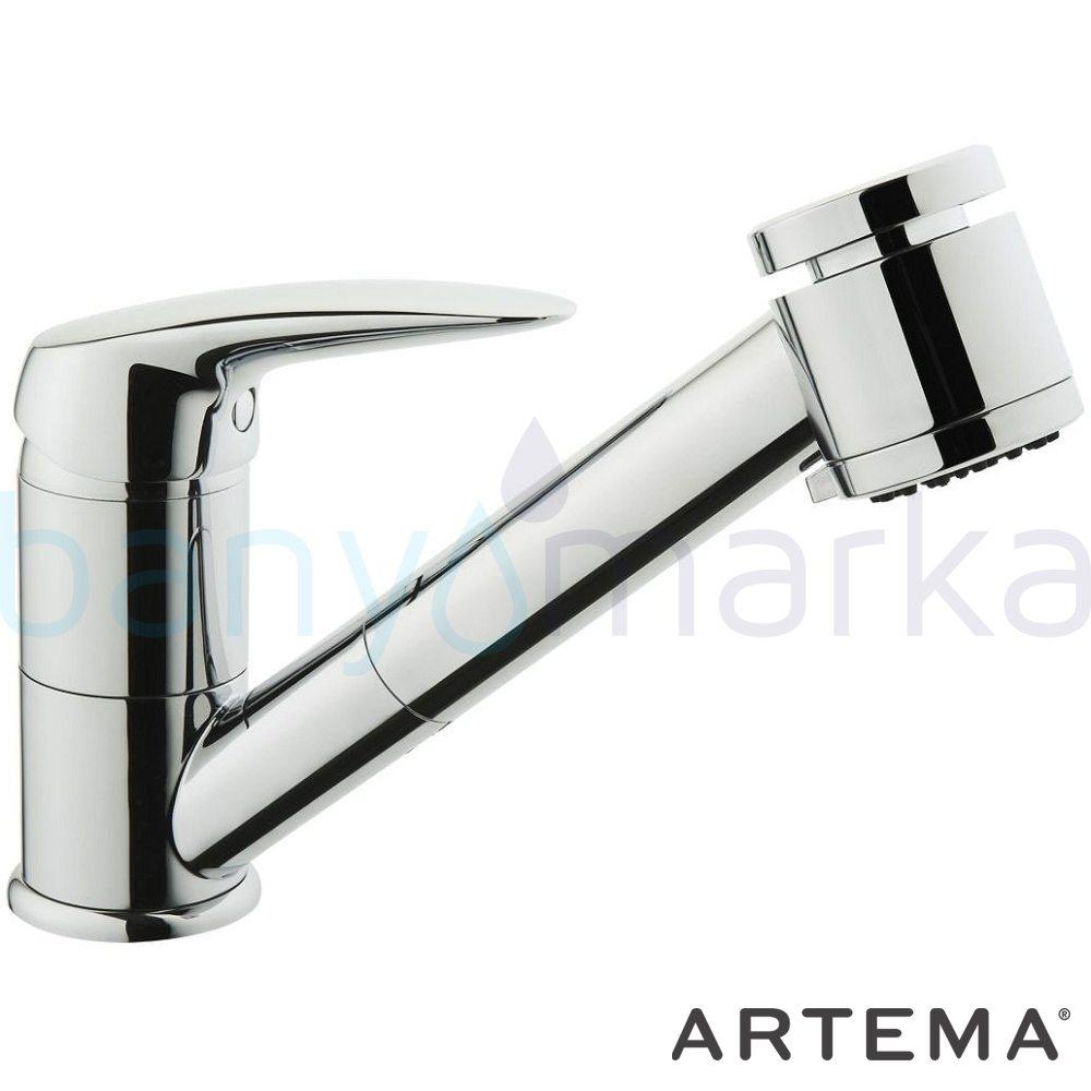 Artema Armix V3 Eviye Bataryası (El Duşlu) A41864 El Duşlu Eviye Bataryası