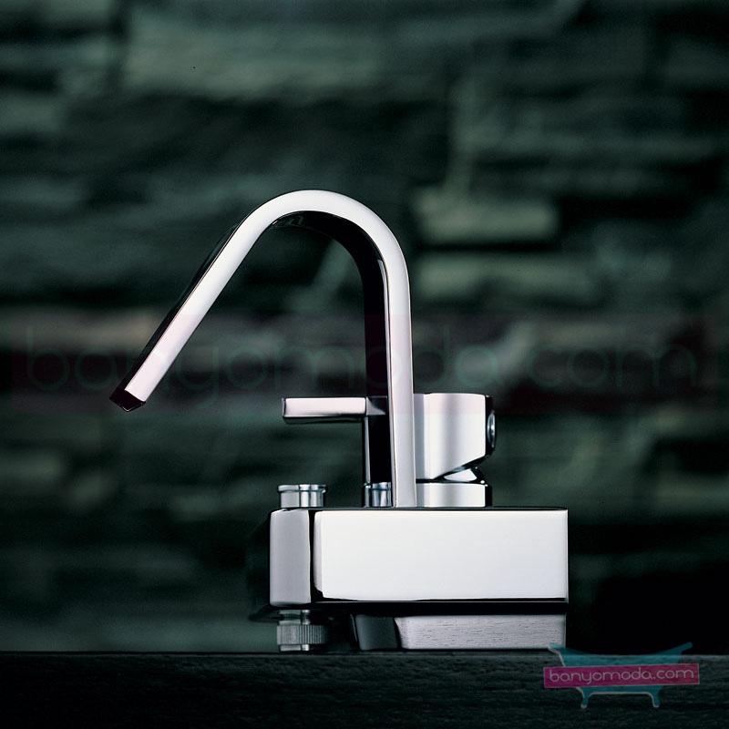 Artema Diagon Banyo Bataryası - A41950 ısı ve debi ayarlı su ve enerji tasarruflu Noa imzalı yalın tasarımla banyonuza ayrıcalık katar
