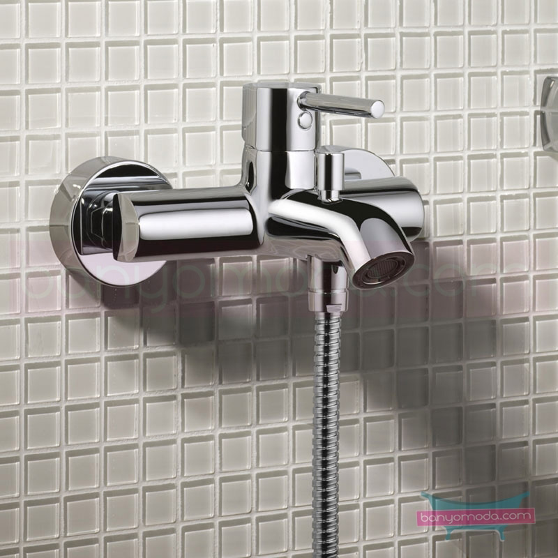 Artema Minimax S Banyo Bataryası A41994 Standart Banyo Bataryası