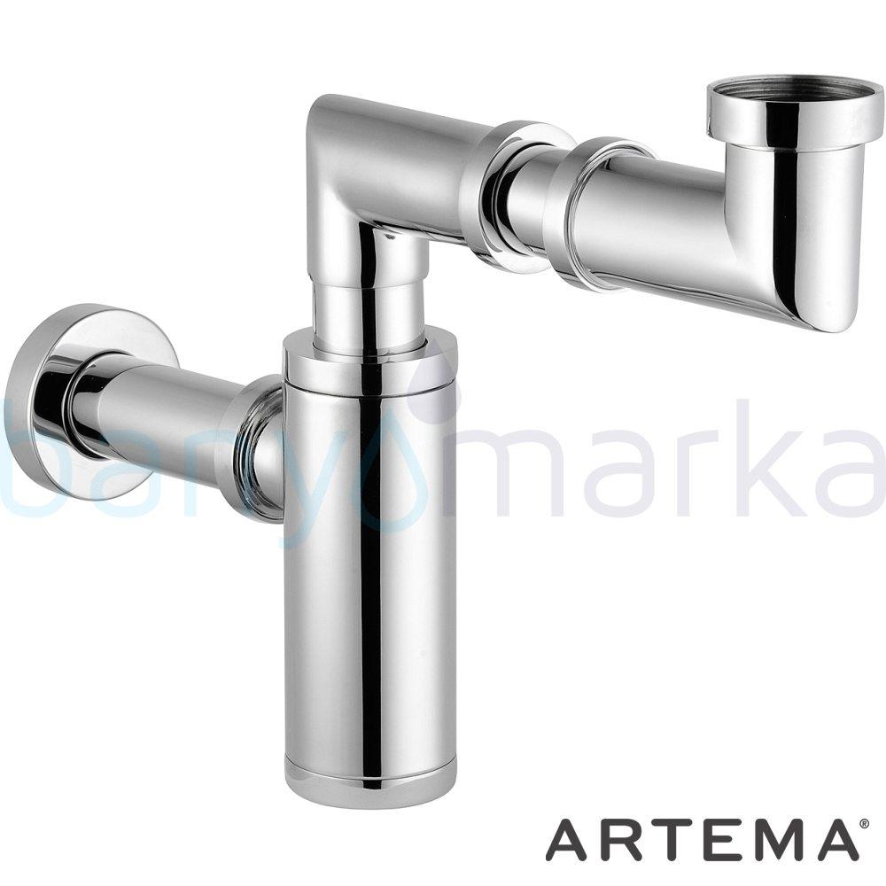 Artema Lavabo Sifonu Alt Grubu (Z Tipi) A45133 Sifon