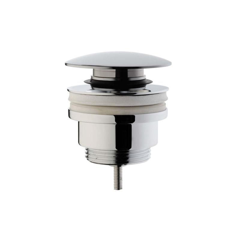 Artema Lavabo Yuvarlak Süzgeci (Universal-Basmalı aç-kapa) - A45149 armatür ve batarya tamamlayıcı üründür
