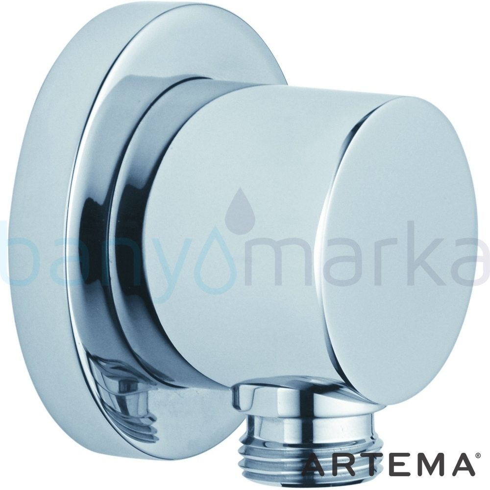 Artema Ankastre El Duşu Çıkışı - A45223 armatür ve batarya tamamlayıcı üründür