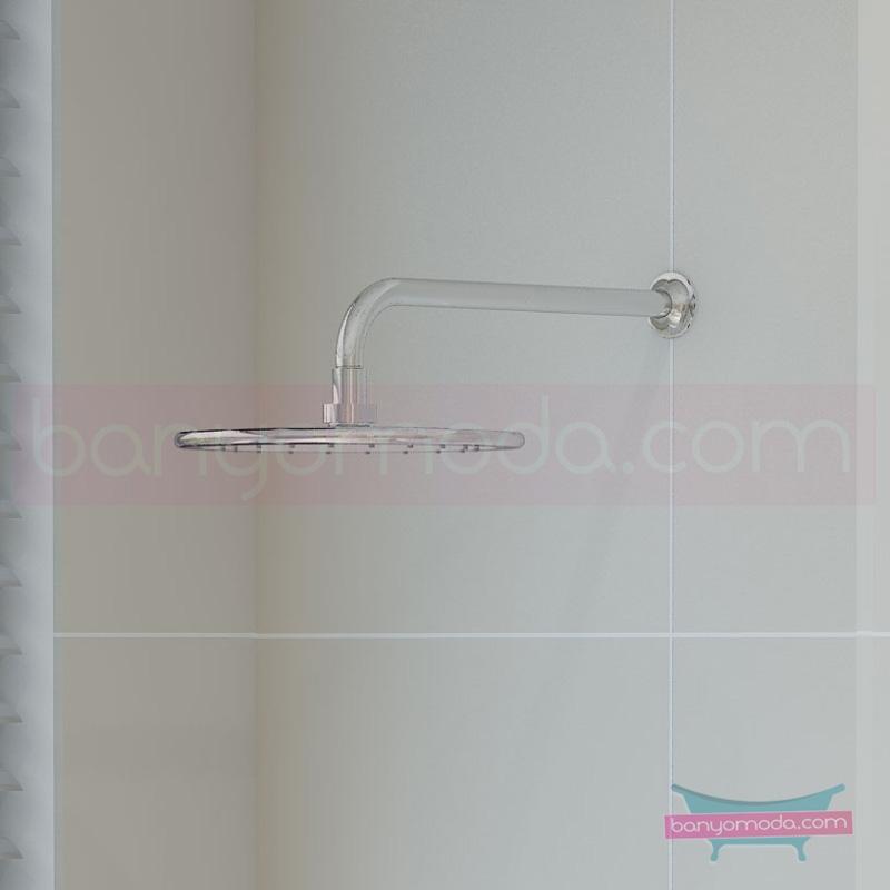 Artema Salsa Duş Başlığı (Duvardan) A45520 Duvardan Duş Başlığı