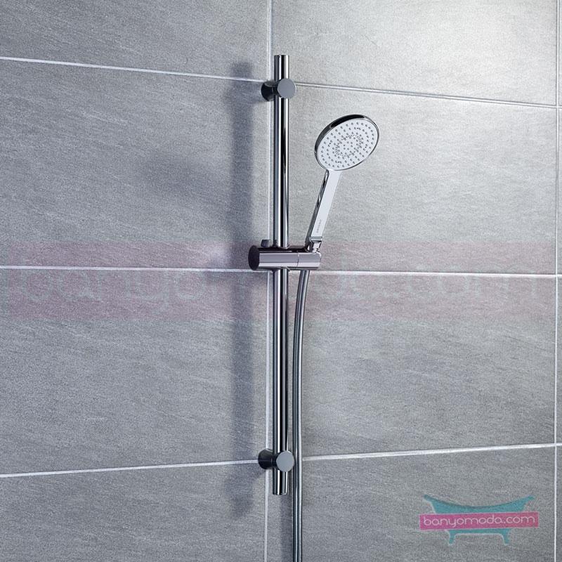 Artema Style X Sürgülü El Duşu Takımı A45538 Sürgülü Duş Takımı