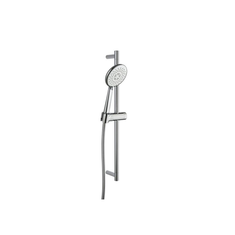 Artema Style X 3F Sürgülü El Duşu Takımı, Mat Siyah - A4561292 3 Fonksiyonlu su tasarrufu kireç kırıcılı  tarafından tasarlanan sade ve ince görüntsünüyle banyonuza değer katan sürgülü duş takımı