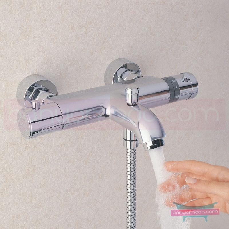 Artema AquaHeat Termostatik Banyo Bataryası A47015 Termostatik Ürünler
