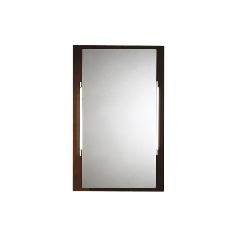 Vitra Espace Ayna, 50 cm, Kızıl Ceviz 51225 Ayna / Dolaplı Ayna