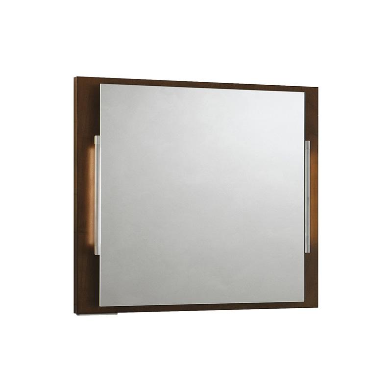 Vitra Espace Ayna,100 cm Kızıl Ceviz 51228 Ayna / Dolaplı Ayna