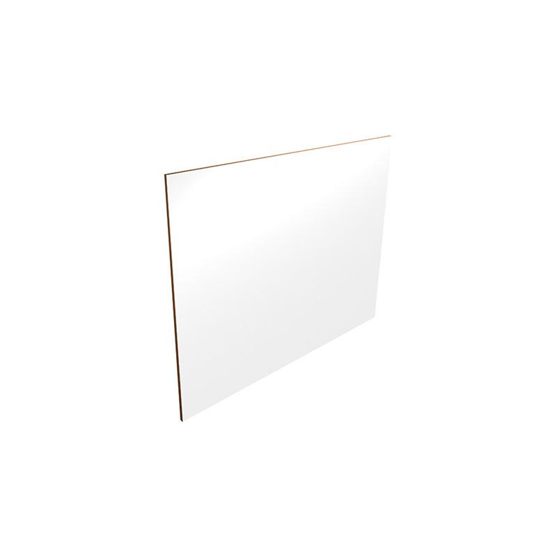 Vitra Form 500+ Düz Ayna, 120 cm, Meşe 52079 Ayna / Dolaplı Ayna