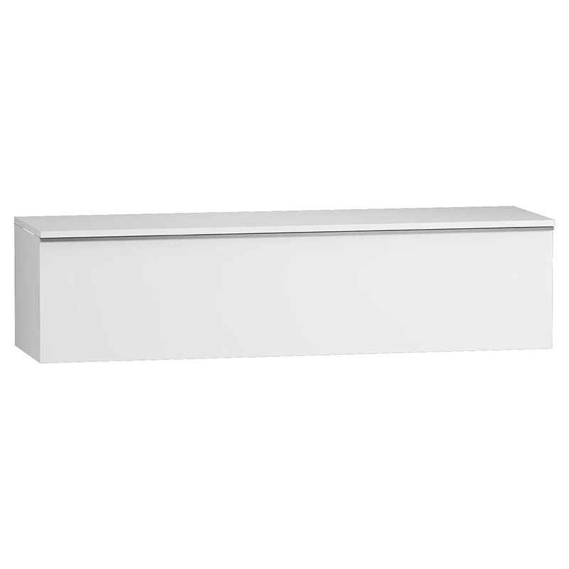 Vitra Shift Dar Alt Dolap (Sığ), 120 cm, Beyaz 52616 Alt Dolap