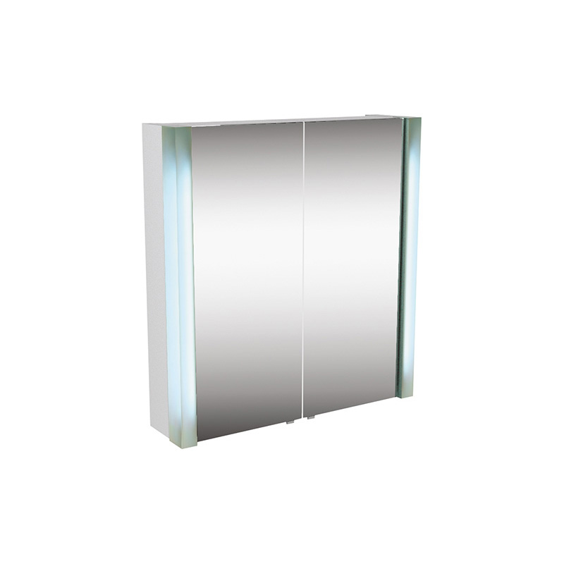 Vitra Shift Aydınlatmalı Dolaplı Ayna, 120 cm, 52679 Ayna / Dolaplı Ayna