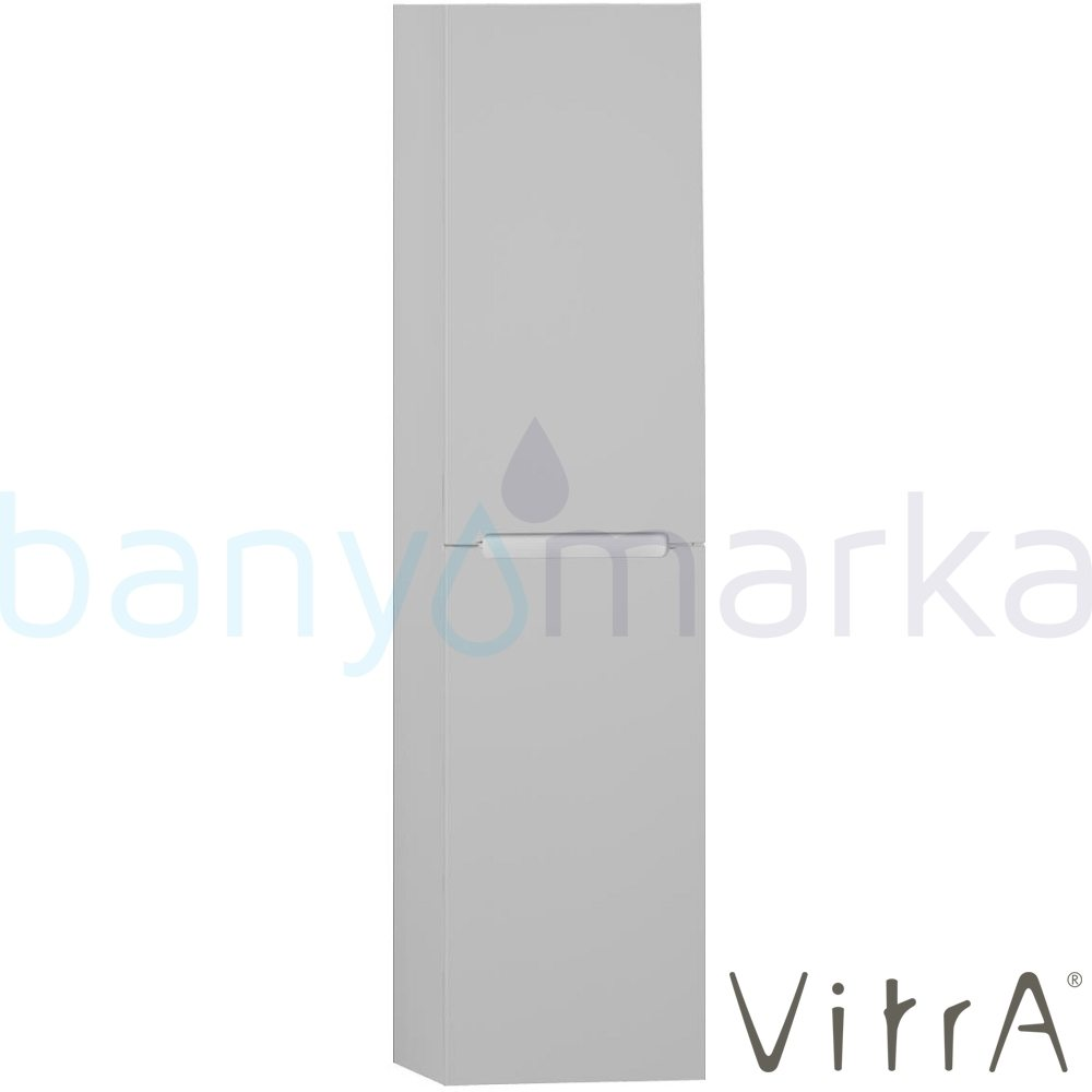 Vitra Casa Boy Dolabı (Sol), Parlak Beyaz 53005 Boy Dolabı