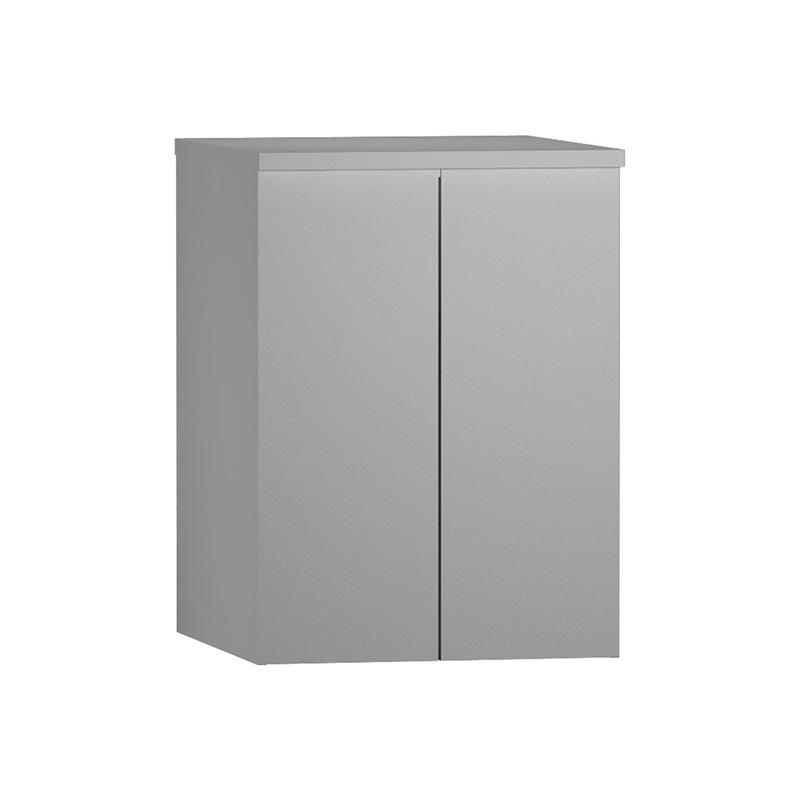 Vitra Kapaklı Çamaşır Makinesi Dolabı, Parlak Beyaz 54097 Çamaşır Makinesi Dolabı