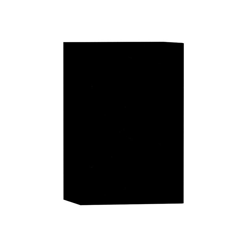 Vitra Termosifon Dolabı, Parlak Siyah 54191 Üst Dolap