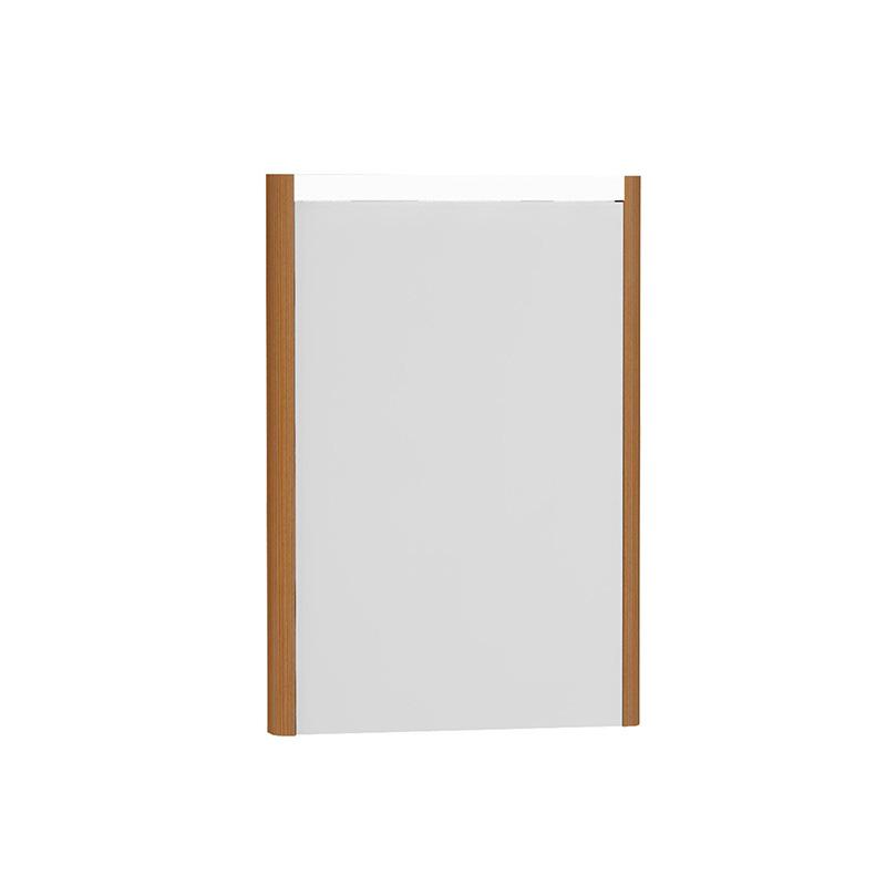 Vitra T4 Aydınlatmalı Ayna, 50 cm, Hasiente Kahve 54627 Ayna / Dolaplı Ayna