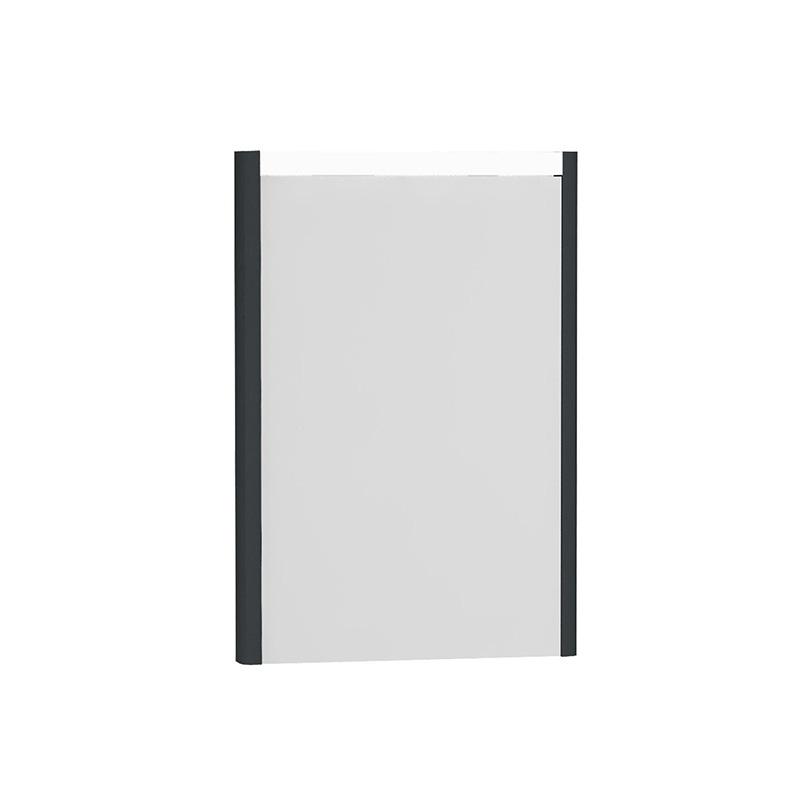 Vitra T4 Aydınlatmalı Ayna, 50 cm, Mat Gri - 54630 asma lake kaplama sade ve ince görüntsünüyle banyonuza değer katan Noa tasarımlı mobilya en uygun fiyatlarla Banyomoda'dan online satın alabilirsiniz.