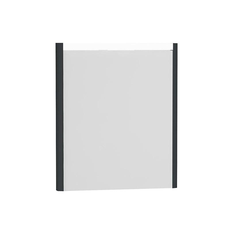 Vitra T4 Aydınlatmalı Ayna, 60 cm, Mat Gri - 54636 lake kaplama yavaş kapanır kulpsuz çekmeceli sade ve ince görüntsünüyle banyonuza değer katan Noa tasarımlı mobilya en uygun fiyatlarla Banyomoda'dan online satın alabilirsiniz.