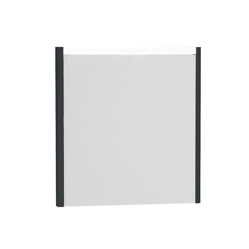Vitra T4 Aydınlatmalı Ayna, 70 cm, Mat Gri 54642 Ayna / Dolaplı Ayna