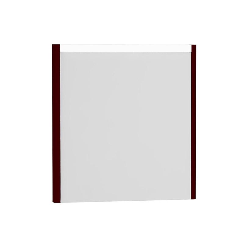 Vitra T4 Aydınlatmalı Ayna, 70 cm, Mat Bordo 54643 Ayna / Dolaplı Ayna