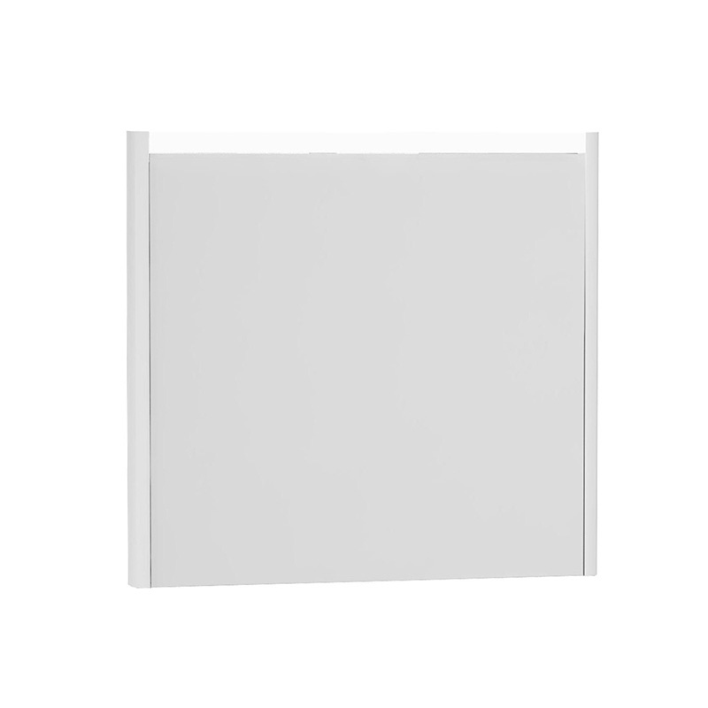 Vitra T4 Aydınlatmalı Ayna, 80 cm, Parlak Beyaz 54644 Ayna / Dolaplı Ayna