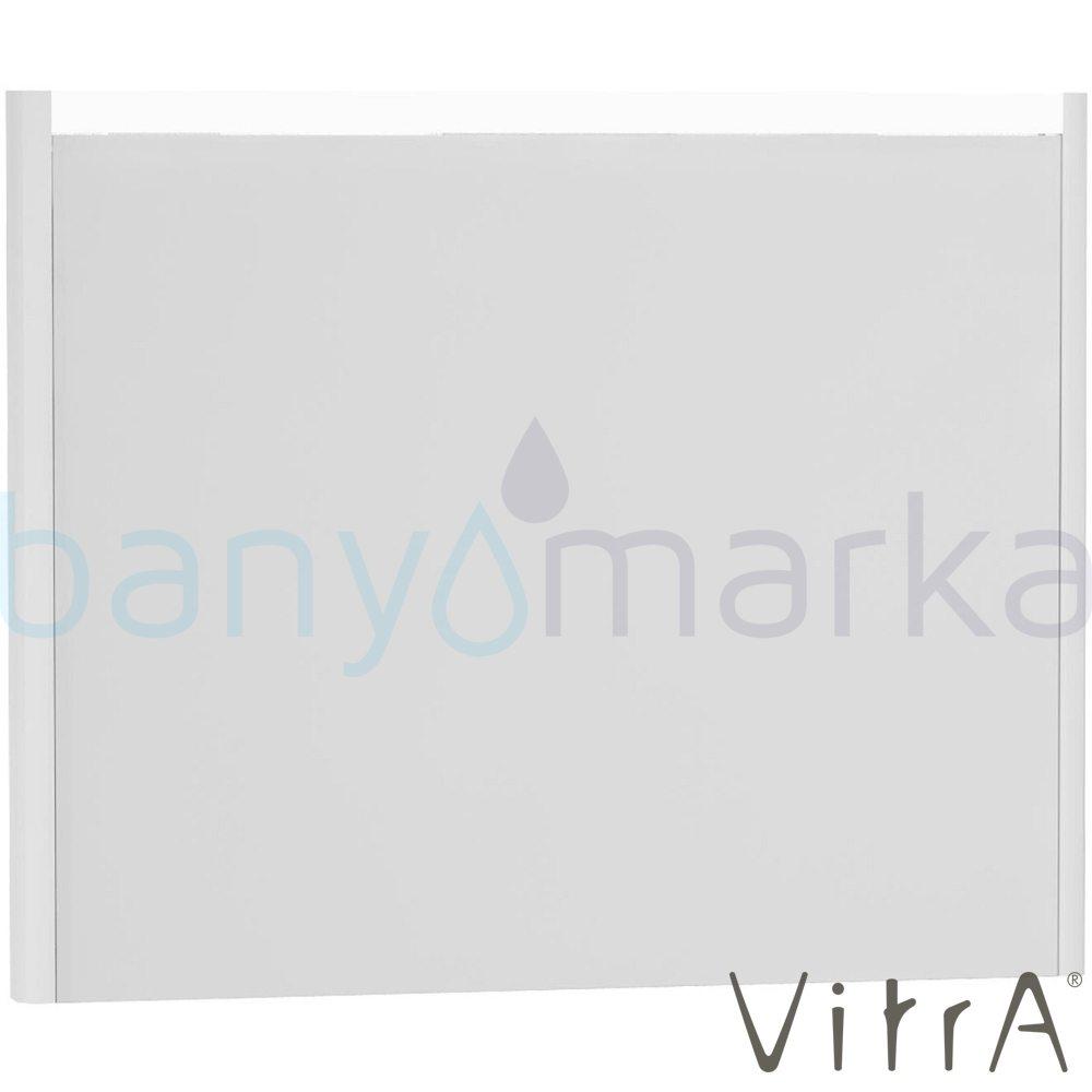 Vitra T4 Aydınlatmalı Ayna, 90 cm, Parlak Beyaz 54650 Ayna / Dolaplı Ayna