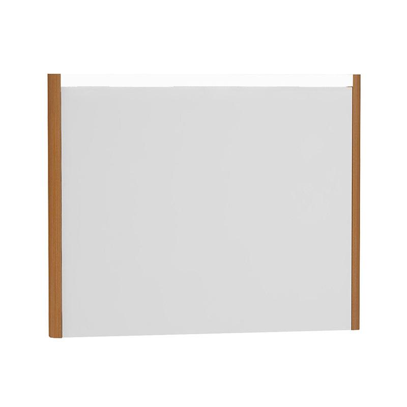 Vitra T4 Aydınlatmalı Ayna, 90 cm, Hasiente Kahve 54651 Ayna / Dolaplı Ayna