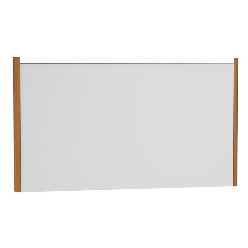 Vitra T4 Aydınlatmalı Ayna, 130 cm , Hasiente Kahve 54657 Ayna / Dolaplı Ayna