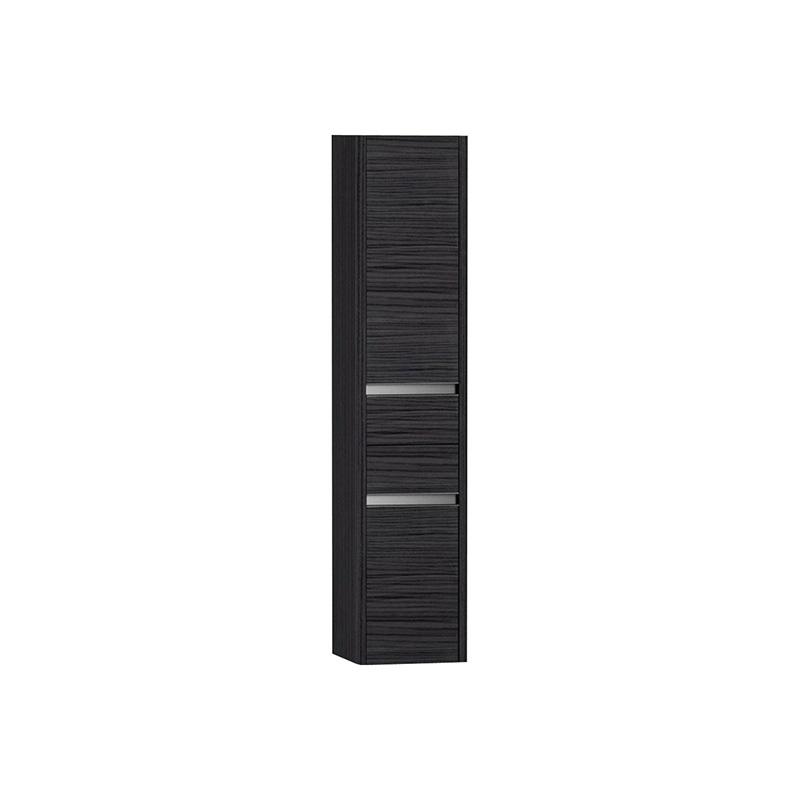 Vitra T4 Boy Dolabı (Sağ), Hasiente Siyah - 54721 asma termoform kaplama yavaş kapanır yavaş kapanır çekmeceli sade ve ince görüntsünüyle banyonuza değer katan Noa tasarımlı mobilya en uygun fiyatlarla Banyomoda'dan online satın alabilirsiniz.