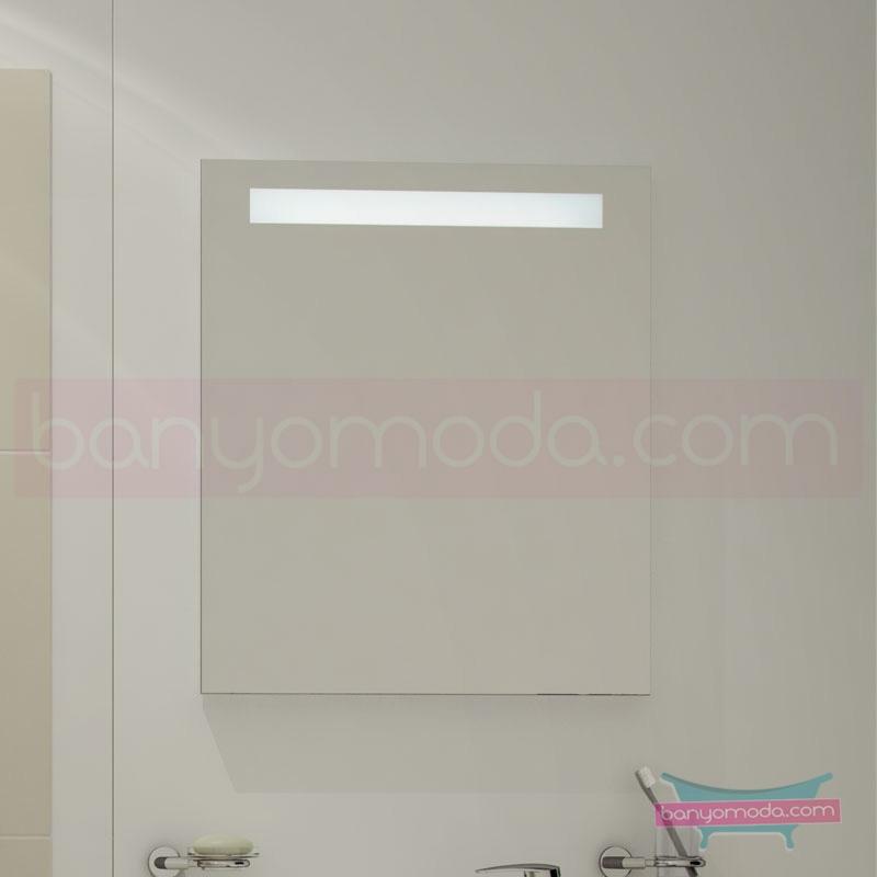 Vitra S50+ Aydınlatmalı Ayna, 80 cm 54751 Ayna / Dolaplı Ayna