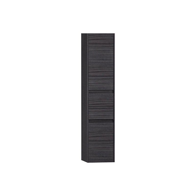Vitra S50+ Boy Dolabı (Sol), Hasiente Siyah 54780 Boy Dolabı