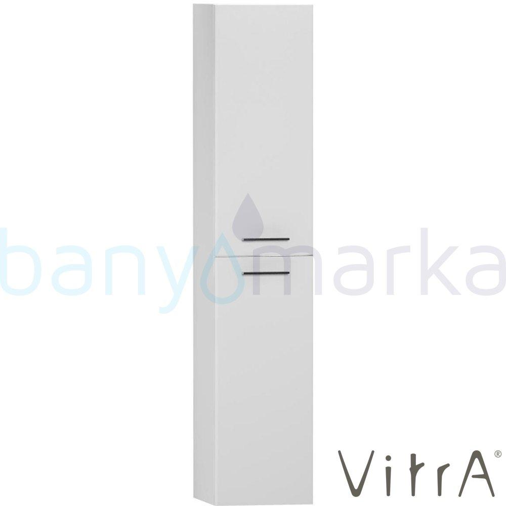 Vitra S20 Boy Dolabı (Sol), Parlak Beyaz 54797 Boy Dolabı