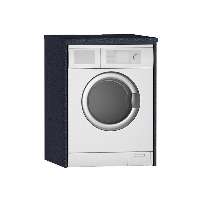 Vitra Çamaşır Makinesi Paneli, Antrasit 54823 Çamaşır Makinesi Dolabı
