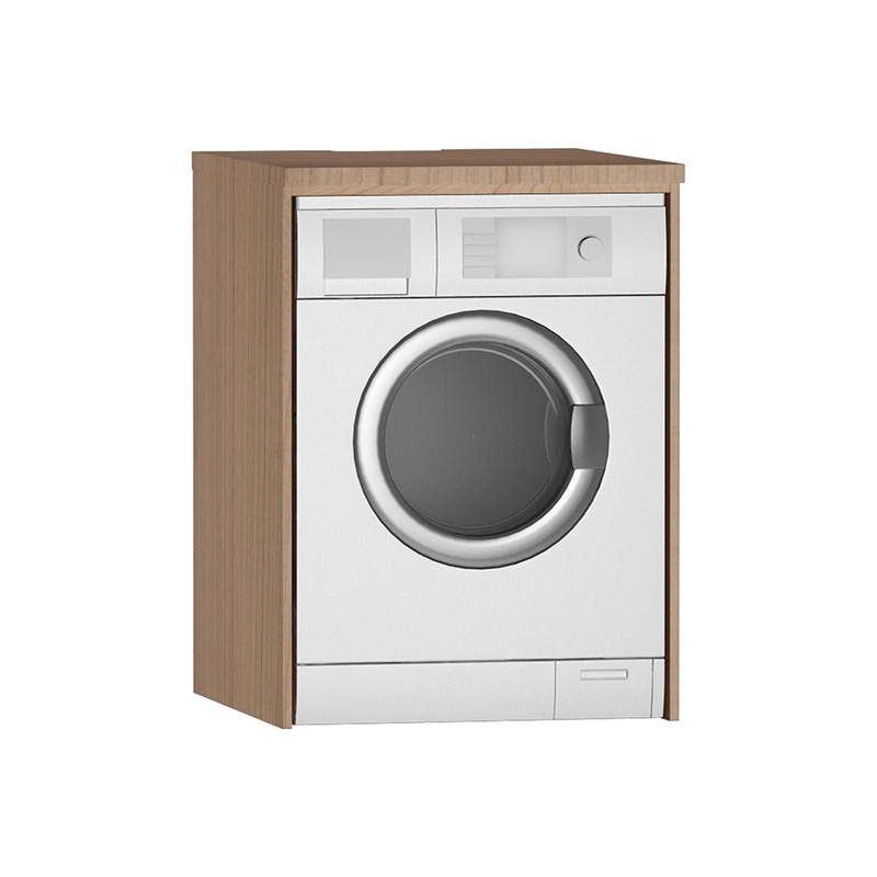 Vitra Çamaşır Makinesi Paneli, Altın Kiraz 54833 Çamaşır Makinesi Dolabı
