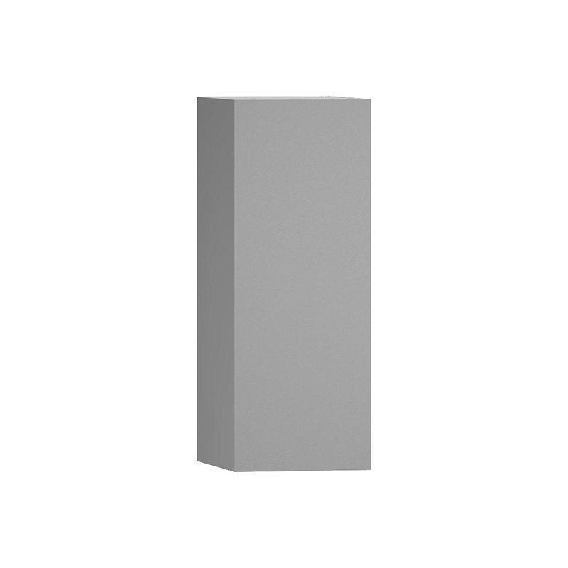 Vitra Üst Dolap (Sağ) (Dar), Mat Beyaz 54880 Üst Dolap