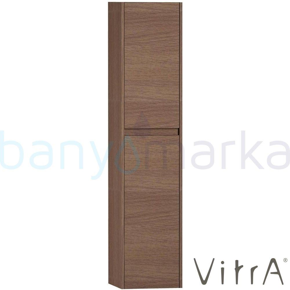 Vitra S50+ Boy Dolabı (Sağ), Koyu Meşe 54907 Boy Dolabı